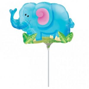 balloon-mini-foil-jungle-party-elephant-10-14312