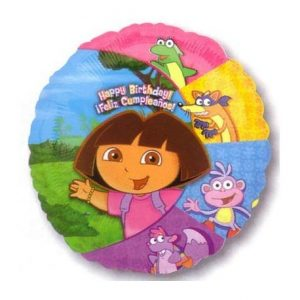 dora-friends-foil-birthday-balloon-45cm
