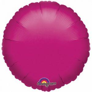fuchsia-circle-foil-balloon-1ct-unfilled-flat-f52