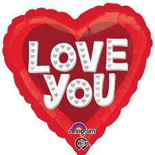 love you silver hearts