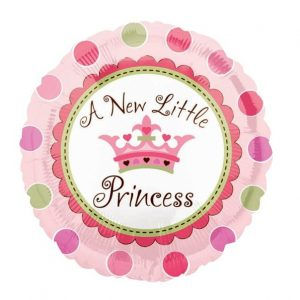 "Little Princess  18"" Balloon"