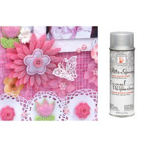 Spray 832-Glitter-siv