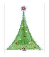 14666-02-Holographic-Mini-Shape-Christmas-Tree-balloons
