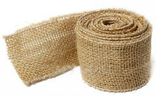Hessian Ribbon - 40mm x 10m
