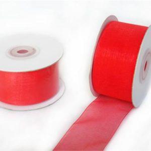 Organza Ribbon 50mm x 50Y