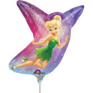 "Tinkerbell Pixie Dust 14"" Air-filled Balloon"